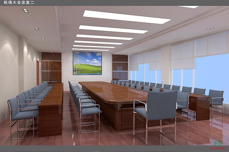 机场办公楼设计